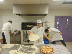 Formation pizzaïolo