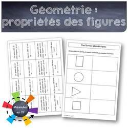 Travailler les figures géométriques et leurs propiétés