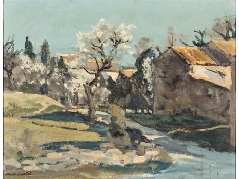 Paysages du Comtat - Paul Surtel