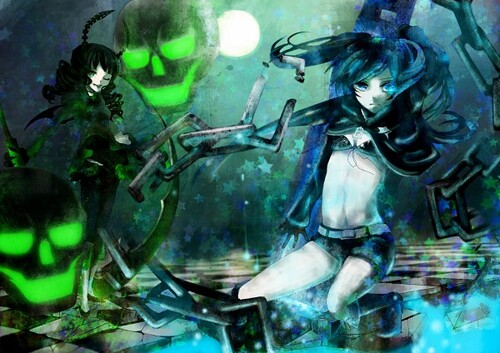 Black Rock Shooter && Dead Master