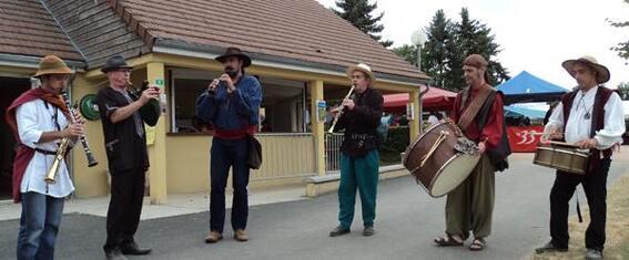 La Banda Tchok - Troupe festive bretonne pour la rue
