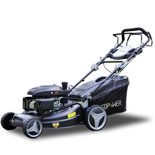 A Push Mower - Walk-Behind Lawn Mowers - Push Lawn Mowers