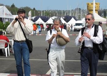 Trio bombarde / biniou / clarinette (ou saxo)