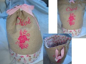 sac à dos Chloé