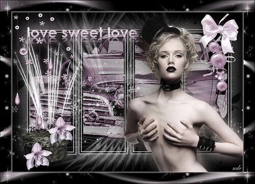 Tuto Love Sweet Love