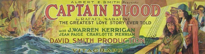 CAPTAIN BLOOD BOX OFFICE 1924