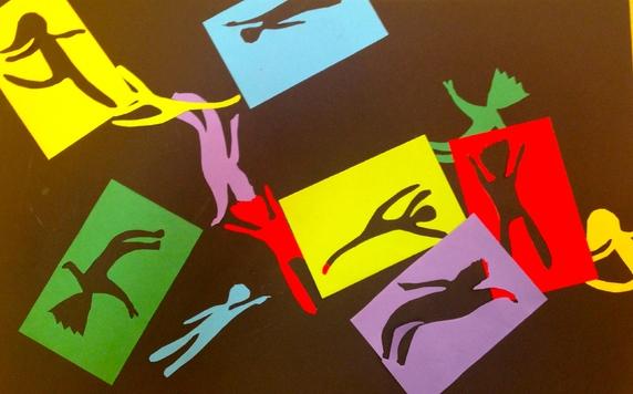 """Matisse """"Formes et contre-formes"""""""