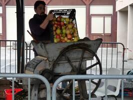 Pressoir à pommes CP