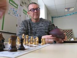 Challenge national Blitz Vainqueur Hervé Jardy en mars 2018