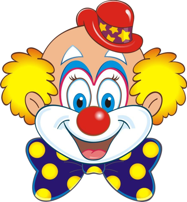 Clown En Dessin