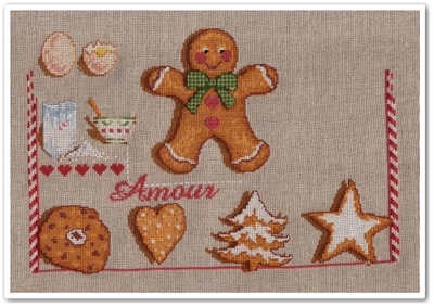Ginger Bread 12