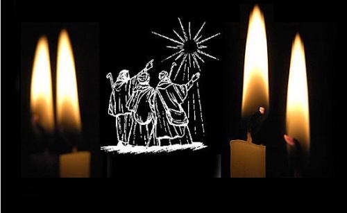 LES ROIS MAGES SONT EN ROUTE.... pour être présentés à Jésus