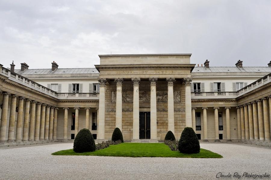 Paris - Paris - Île de France - Légion d'Honneur et Musée d'Orsay