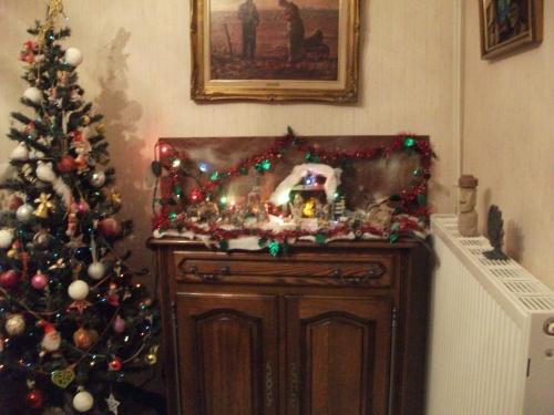 ♥ Bientot Noël.......Avez vous étés sages..............