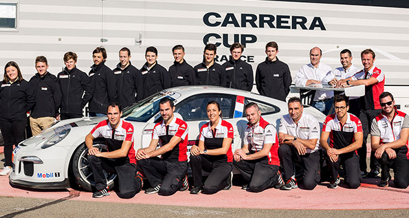 Porsche Carrera Cup France Junior