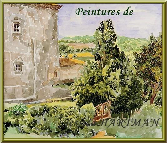 Aquarelles Paysages Large Galerie des Patres-copie-1