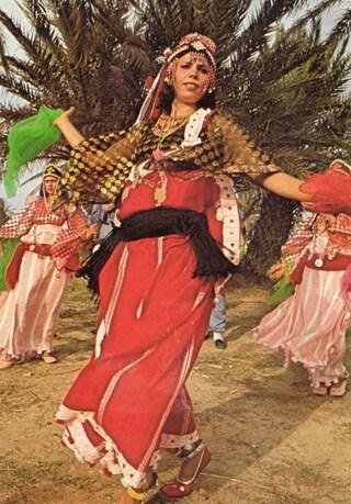 Danseuse Djerbienne
