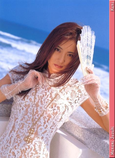 Model Collection : ( [KUNI Scan] -  vol.1  Manami Suzuki/鈴木麻奈美 )