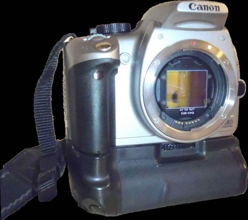 Reflex Canon EOS 350D