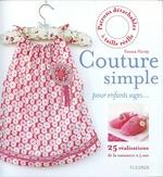 Couture simple pour enfants sages...