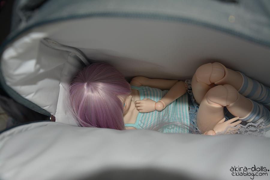 Tuto transporter sa doll