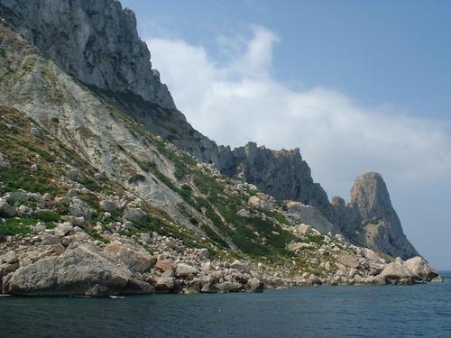 Vedra et San Francesc à Ibiza (photos)