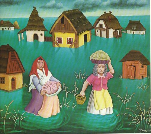 13. Calamités en Podravina