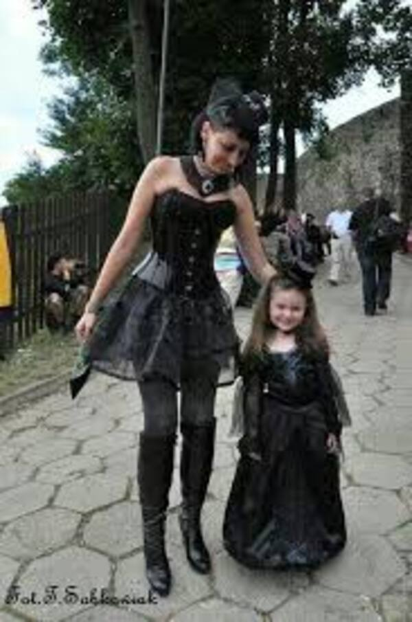 Les familles gothiques