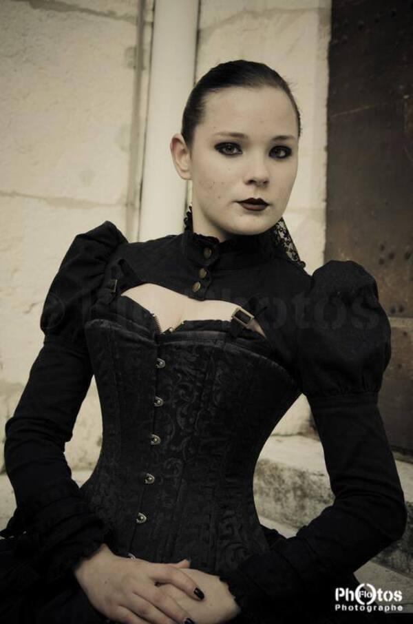 Dame Nymphalis, modèle