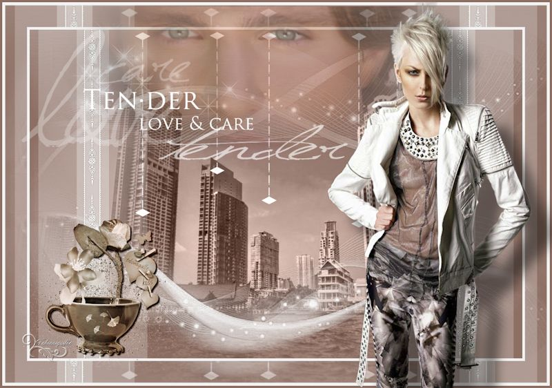 *** Tender Love ***