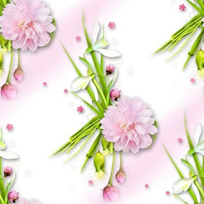 Textures Fleurs 2 pour fonds de pages
