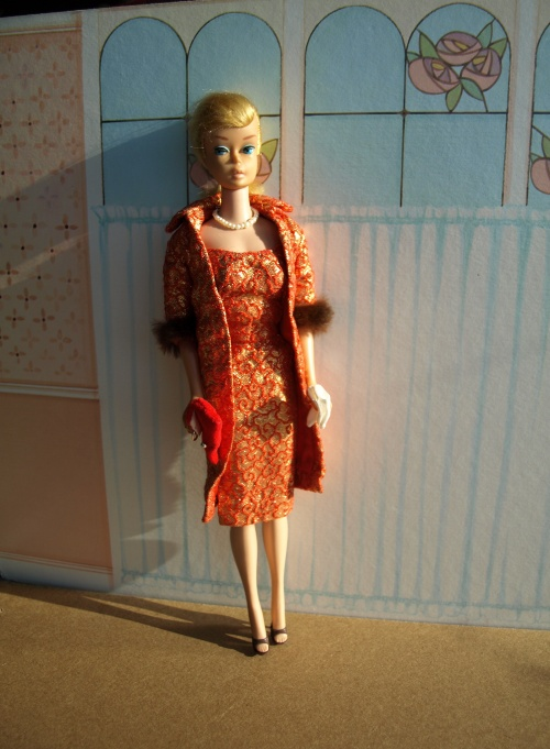 Vintage Barbie : Golden Elegance