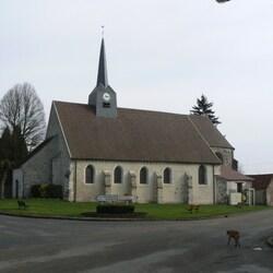 Eglise de Montdauphin