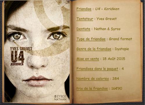 U4 - Koridwen - Yves Grevet