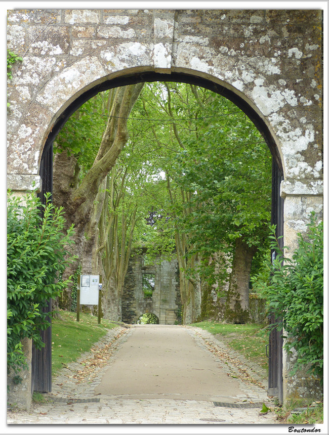 Rochefort-en-Terre : Le château
