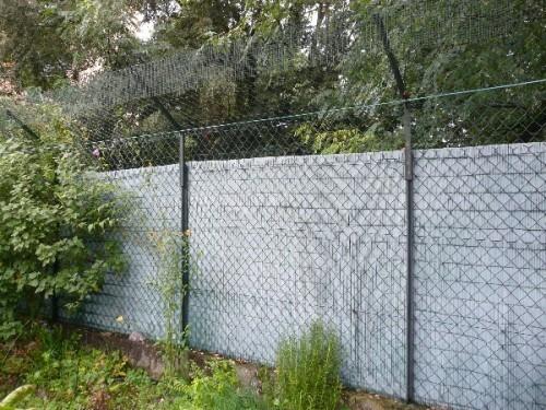Jardin s curis pour les chats le blog d 39 eowin et de colibri for Grillage et portillon de jardin