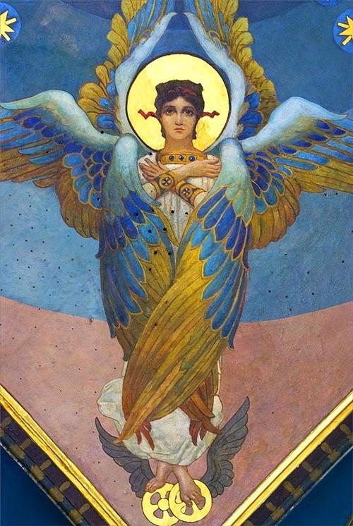 Le visage des anges de Trogir