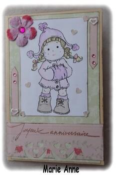6 ans d'Emilie ....