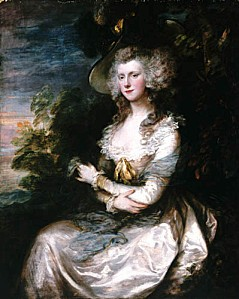 gainsborough mrs hibbert