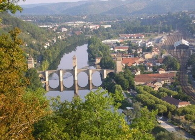 Cahors+cities