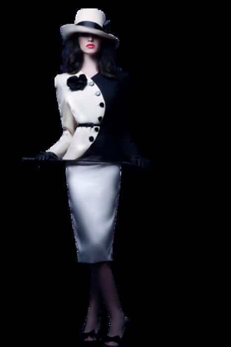 Femmes en Blanc Série 13