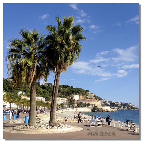 Nous sommes de retour à Nice