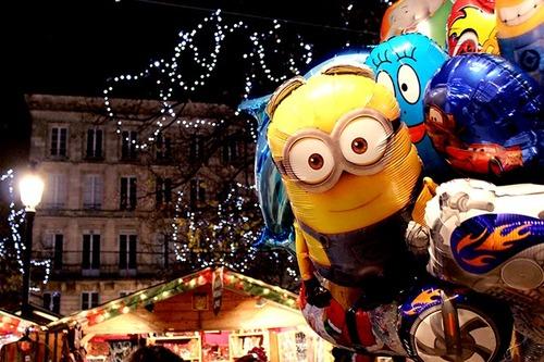marche de Noël à Tourny