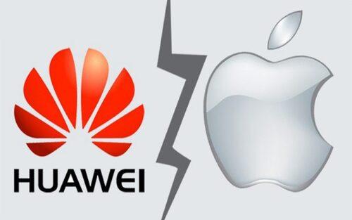 Huawei devient le deuxième constructeur de smartphones mondial, devant Apple