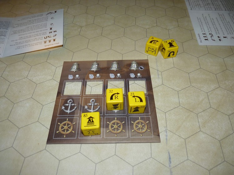 Pirate Dice (programmation)