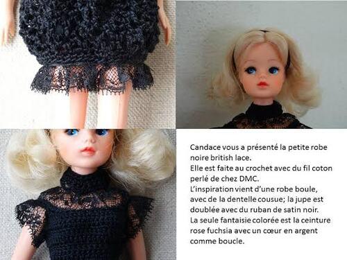 Défilé de vos créations/stylistes 2015 : la petite robe noire(5)