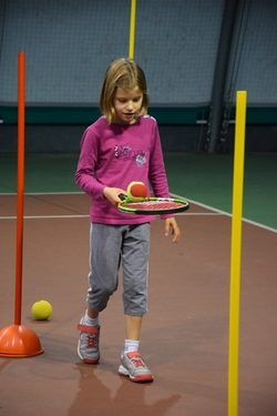 Séance de tennis (3)
