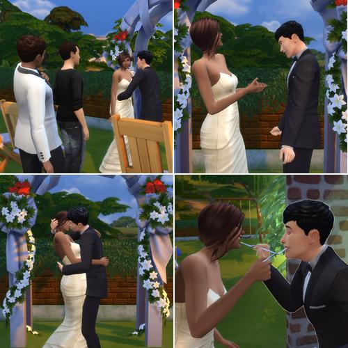 Chapitre 51: Wedding's day !