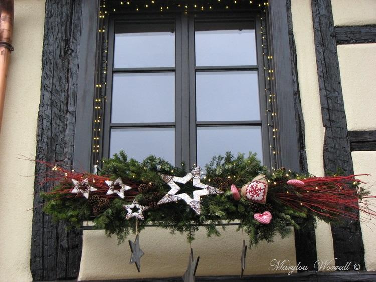 Au temps des marchés de Noël : Riquewihr 2/2