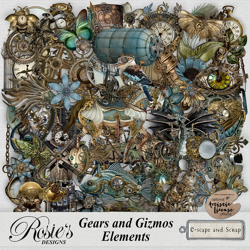 CT de Rosie's Designs